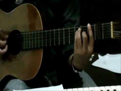 Kunci kord chord Gitar-Bunga Flamboyan (Laily Dimyati) lagu kengangan lama enak