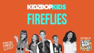 Watch Kidz Bop Kids Fireflies video