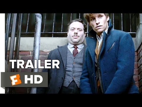 Fantastic Beasts and Where to Find Them Teaser TRAILER 1 (2016) - Eddie Redmayne Movie HD