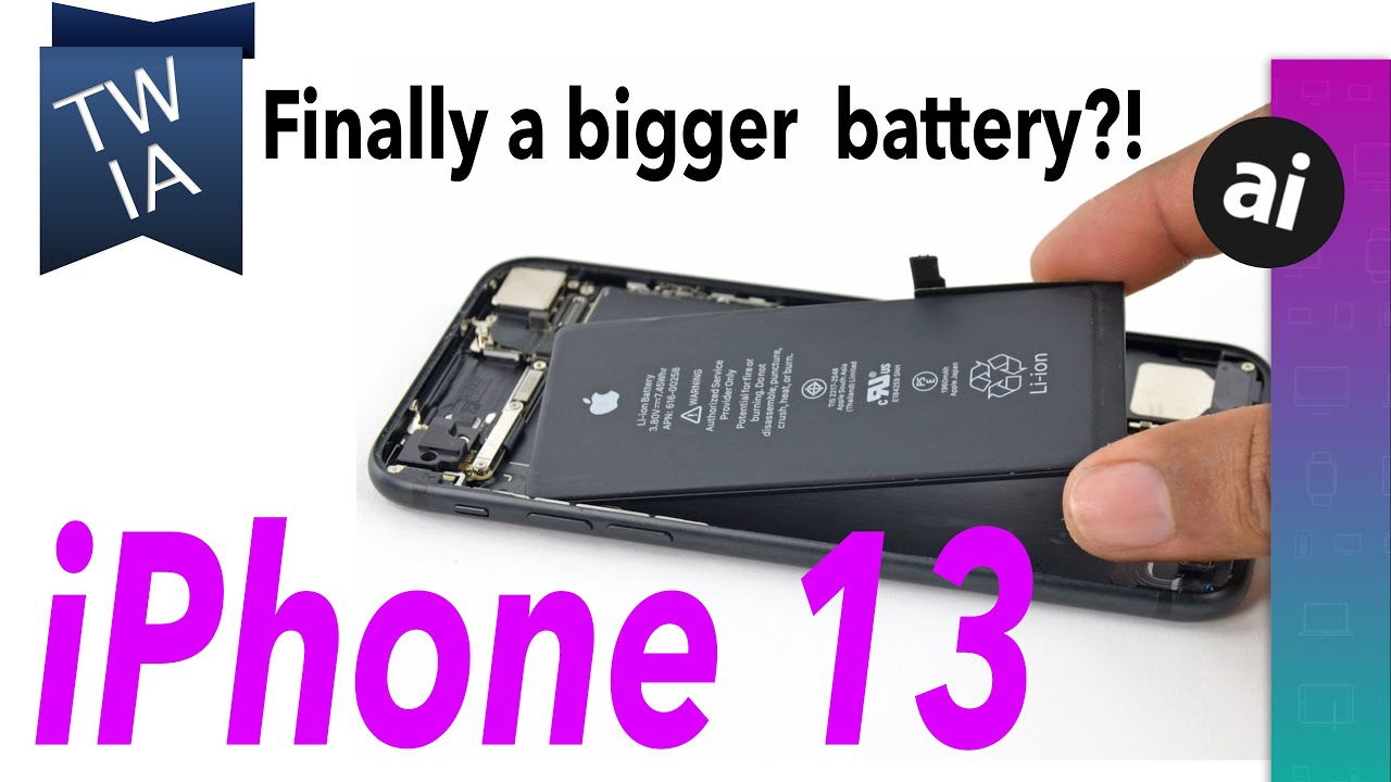 Will iPhone 13 get a bigger battery? That and more on This Week in Apple