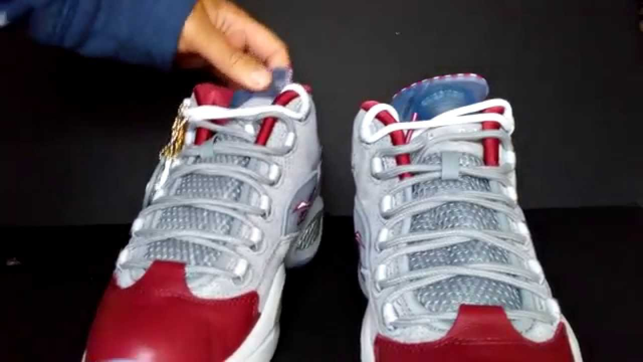 2283a216 4K* Reebok Question Pump 25th anniversary 'A Day in Philly' - YouTube