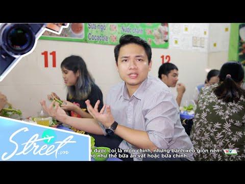 Street VN #31: Bánh Xèo Nem Lụi   Học Tiếng Anh Qua Du Lịch Khám Phá