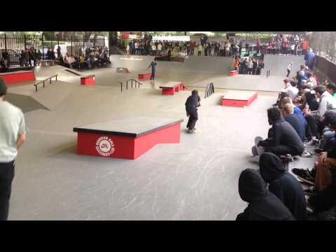 London Am - Nike SB -finals highlights 1