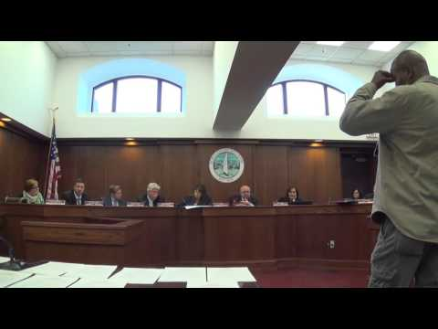 Red Bank Council Meeting 4/13/16 part 2