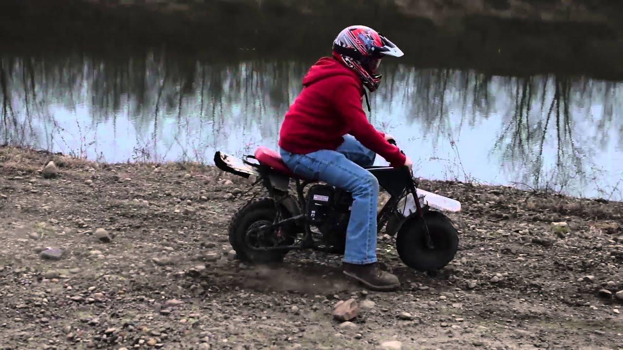 212 CC Predator Motor Custom Mini Bike