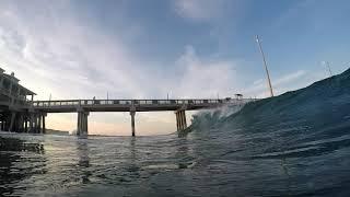 10/4/18 hurricane leslie swell obx