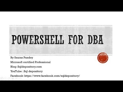 PowerShell FOR DBA Part-4 (Monitor Disk Space and send