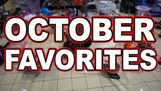 Favorites of the Month (October 2018) ❤️