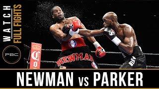 Newman vs Parker HIGHLIGHTS: September 19, 2017 - PBC on FS1