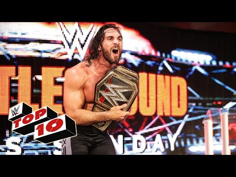 Top 10 Raw moments: WWE Top 10, July 18,...