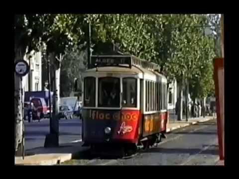 VIDEO 052, Journey Around the World 42, Lisboa, 21 Oct 1989