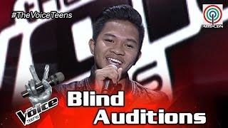 The Voice Teens Philippines Blind Audition: Emarjhun De Guzman - One Day