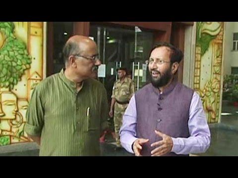 Walk The Talk with Prakash Javadekar