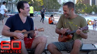 60 Minutes Australia | Accidental rock star