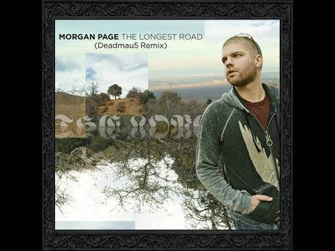 Morgan Page ft Lissie  The Longest Road Deadmau5 Remix Radio Edit