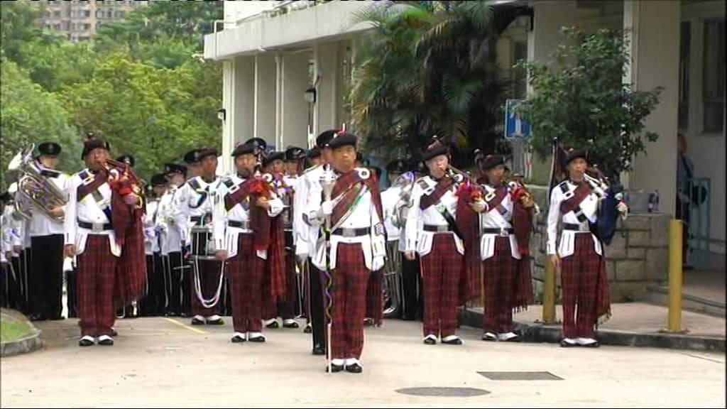 皇家香港警察少年訓練學校師生同樂日(1) - YouTube