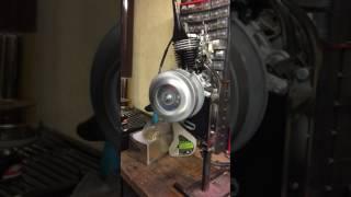Démarrage moteur Solex 3800