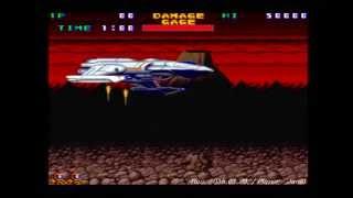 Xain'd Sleena(Technos Japan Classic arcade game) - 1CC