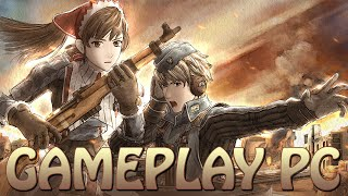 Valkyria Chronicles - PC Gameplay