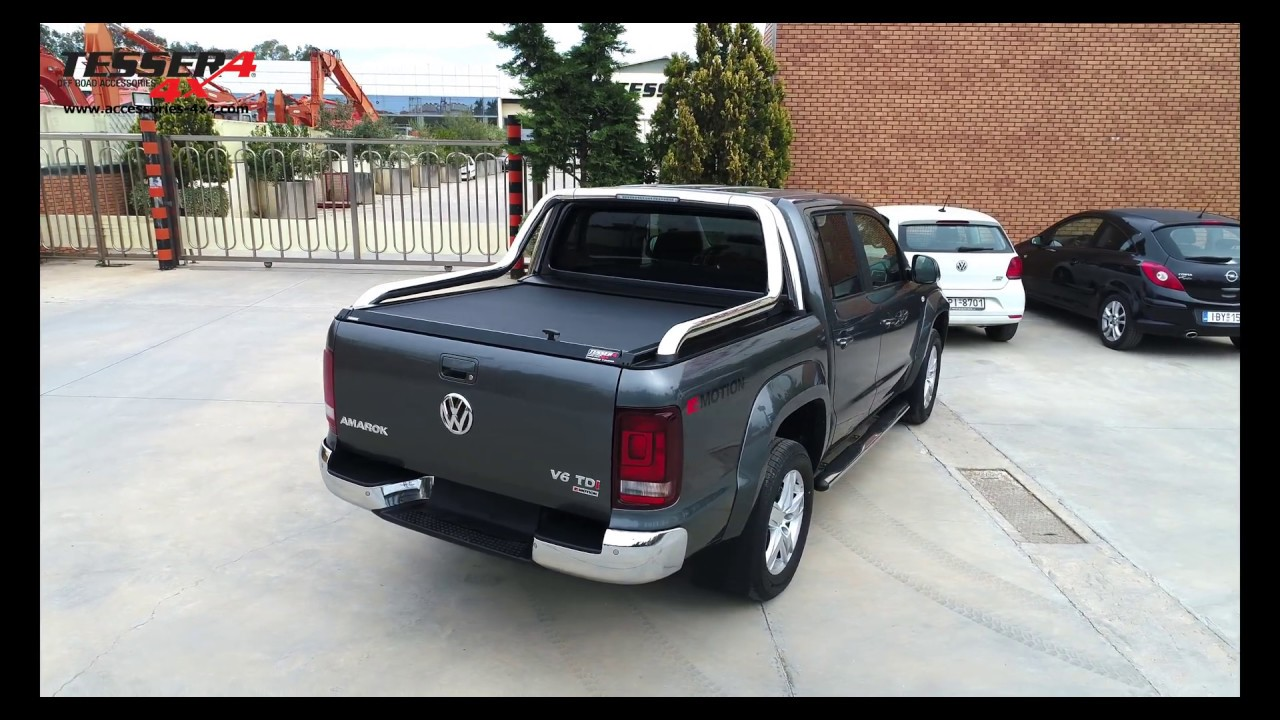 At Www Accessories 4x4 Com Vw Amarok Canyon Aventura 2017