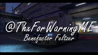 @ThxForWarningME The Benefactor Feltzer |Grand Theft Auto Online Promo| Edited By STARPROMedia™
