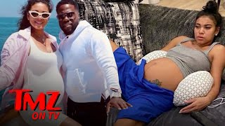 Kevin Hart Jokes Pregnant Wife Will 'Kill' Him After Candid Pic | TMZ