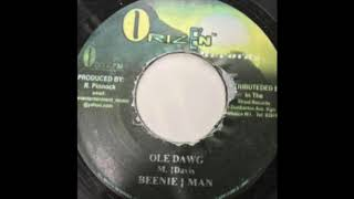 Download Beenie Man - Ole Dawg - Monster Rock riddim MP3 song and Music Video