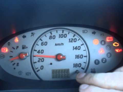 Nissan March AK12 180 km/h