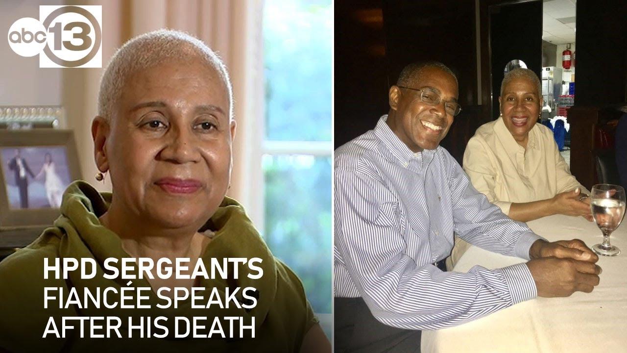 ABC13 EXCLUSIVE: Fallen HPD sergeant's fiancée speaks 1 day after his death