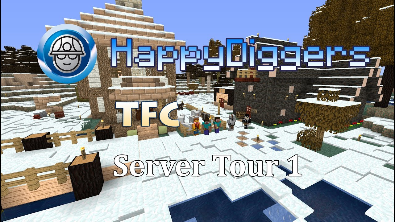 0 79 30 925] HappyDiggers - The most popular public TFC server - Now