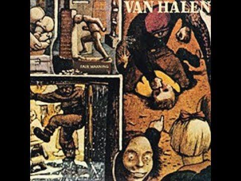 Unchained VAN HALEN 1981 HD LP