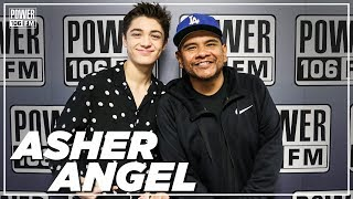 Asher Angel Talks Leading Role In \'Shazam\' , Signing To Hit Co , + Why He Quit Fortnite