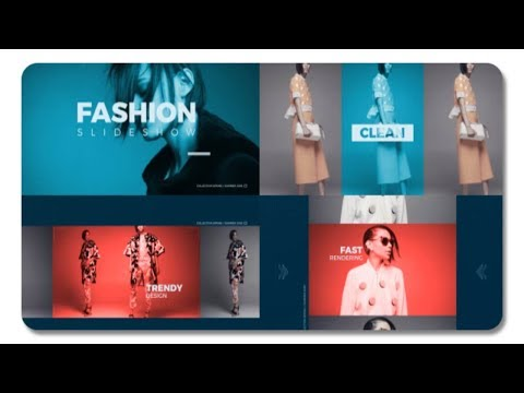 Fashion Slideshow 20845929 | After Effects Template