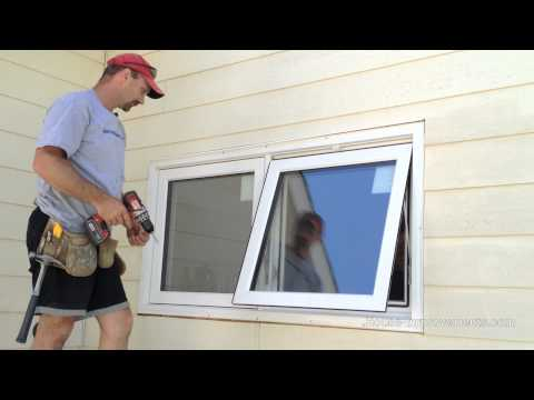 How To: Window Replacement