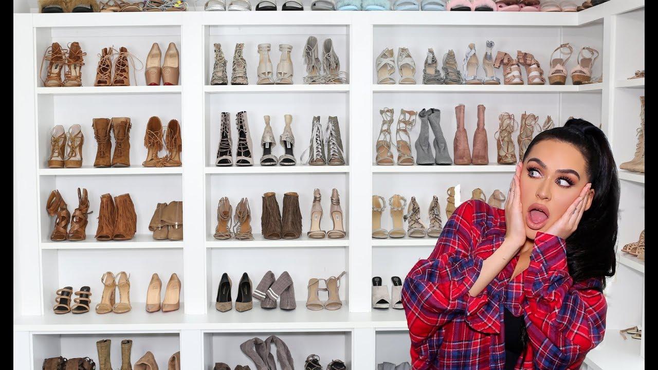 Carli Bybel Closet