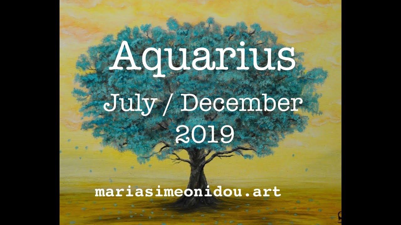 december aquarius tarot 2019