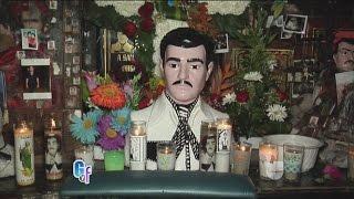 Las extravagante tumbas de lujo de la familia del Chapo Guzmán