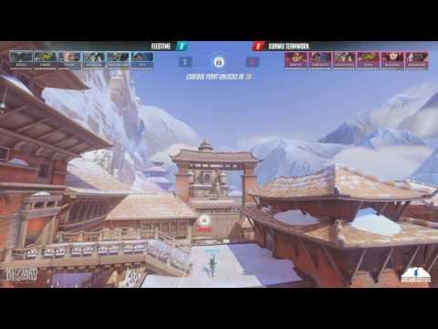Overwatch Thailand Tournament: For Nation   Day 2   Feedtime -vs XunwuTeamwork