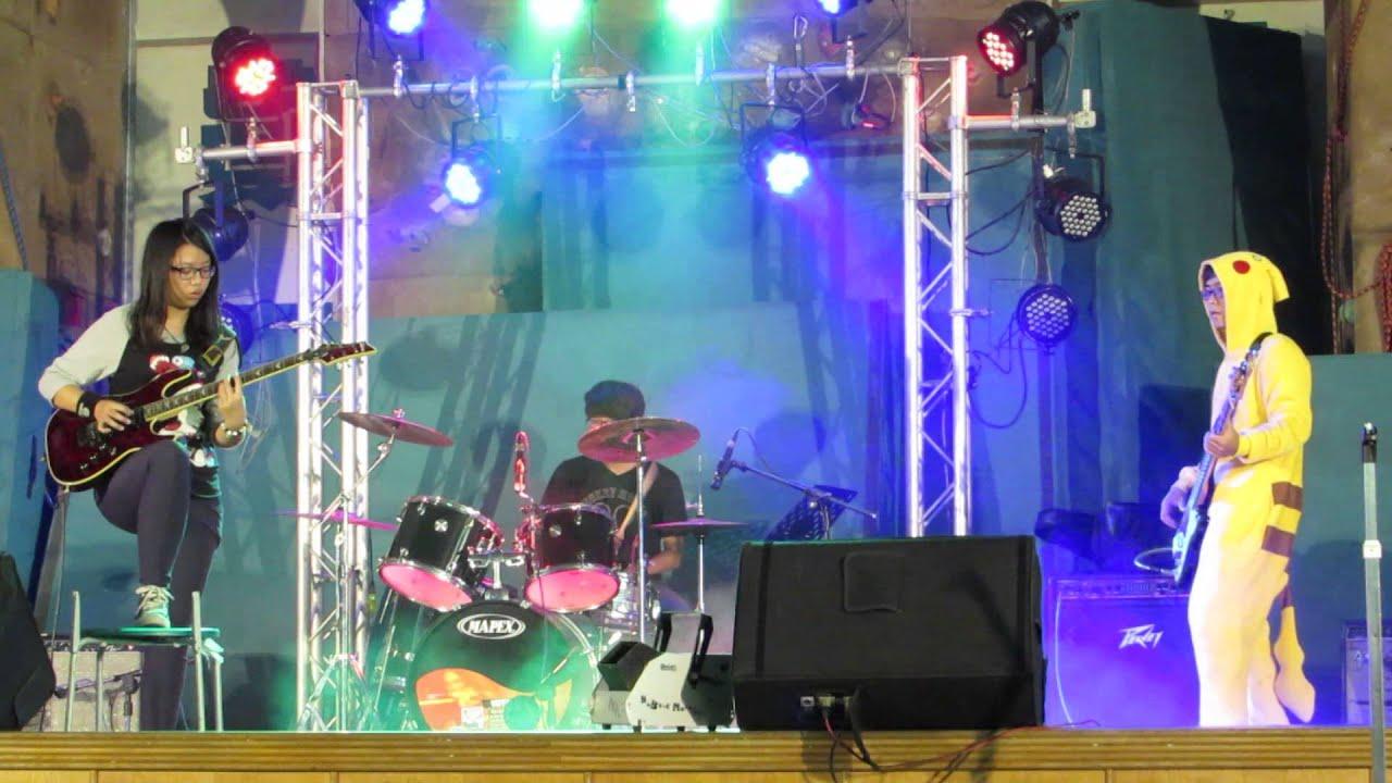 20131127 102學年度第1學期「全校學生樂器暨樂曲創作比賽」- - YouTube