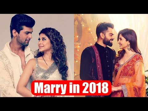 10 Celebrities Who Will Marry In 2018