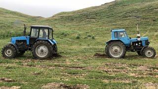 БИТВА!!! Трактор Беларусь 1221 против Трактор 82 мтз | Тюнинг 2020