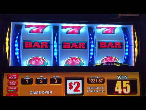 Double Sizzling Rose 🌹🌹 IGT Sparky Bonus Wins 💰🎰💰Kickapoo Lucky Eagle Casino