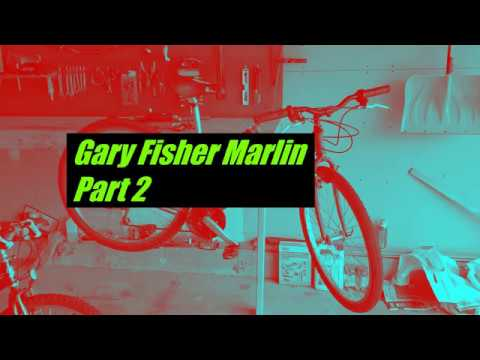 1995 Gary Fisher Marlin (Part 2)