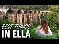 Download lagu Best Things To Do In ELLA SRI LANKA - Nine Arch Bridge, Ravana Falls, Little Adams Peak