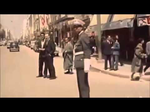 Ballade autour de Tunis des années 50 60.