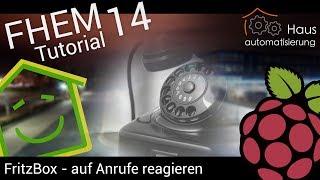 Video FHEM-Tutorial Part 14: Anrufe auf der Fritz!Box als Event in FHEM   haus-automatisierung.com download MP3, 3GP, MP4, WEBM, AVI, FLV November 2017