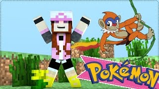 Minecraft: MEU PARAÍSO POKÉMON! - DIMENSÃO X #2