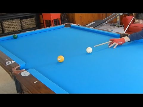 How To Control The Cue Ball Using Topspin! | Pool Tutorial