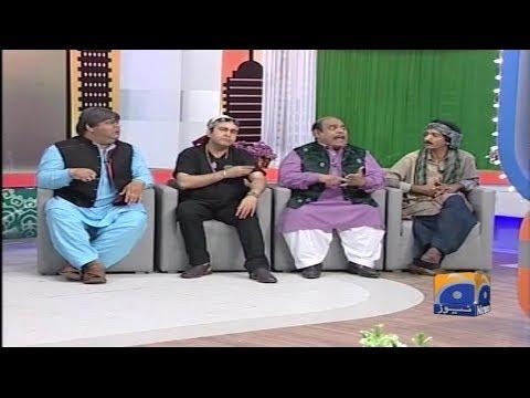 Khabarnaak - 18 August 2017 - Geo News