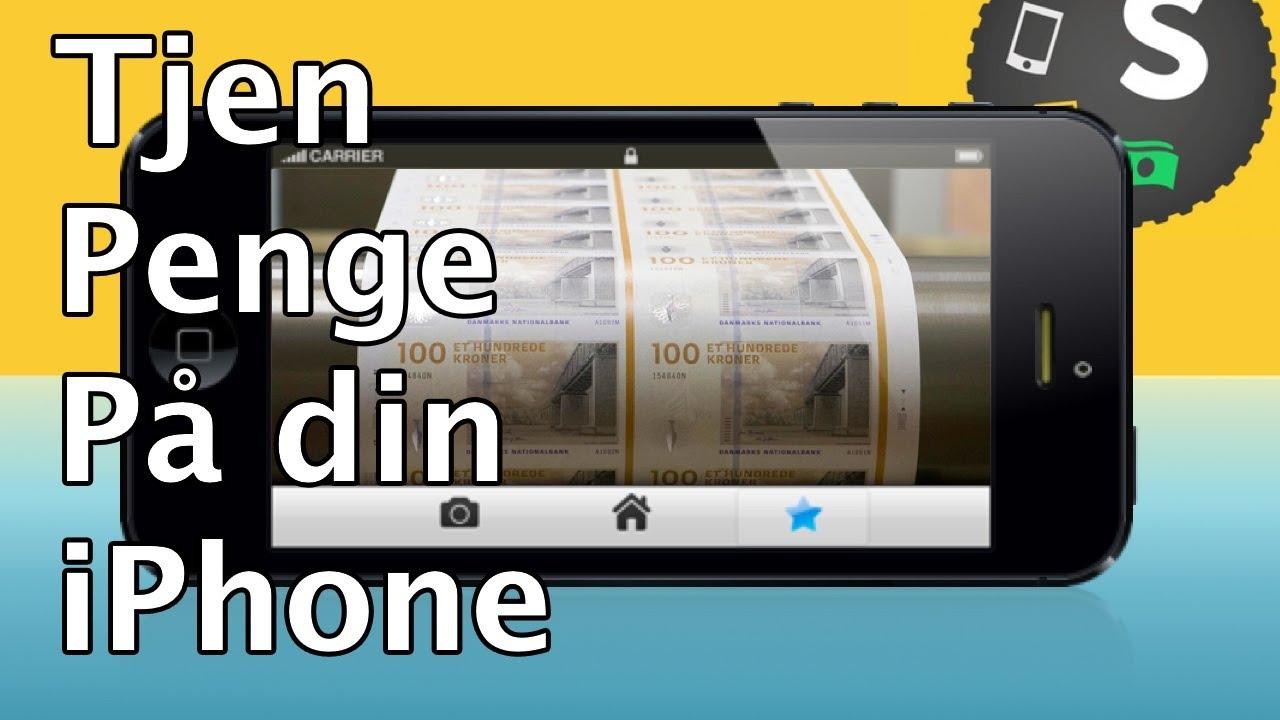 hvordan tjener man penge på apps
